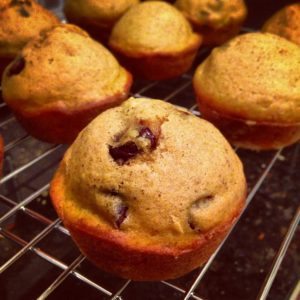 Pumpkin Muffins Vegan, Gluten