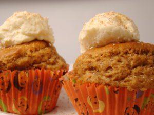 Pumpkin Spice Latte Cupcakes Vegan Gluten